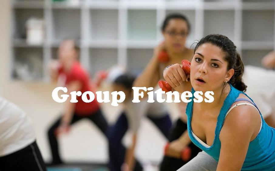 Group Fitness Information including schedule