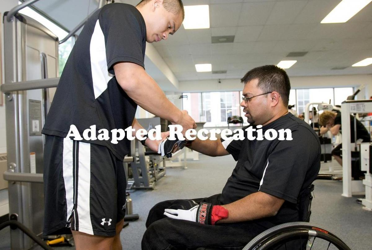 Information on Adapted Recreation