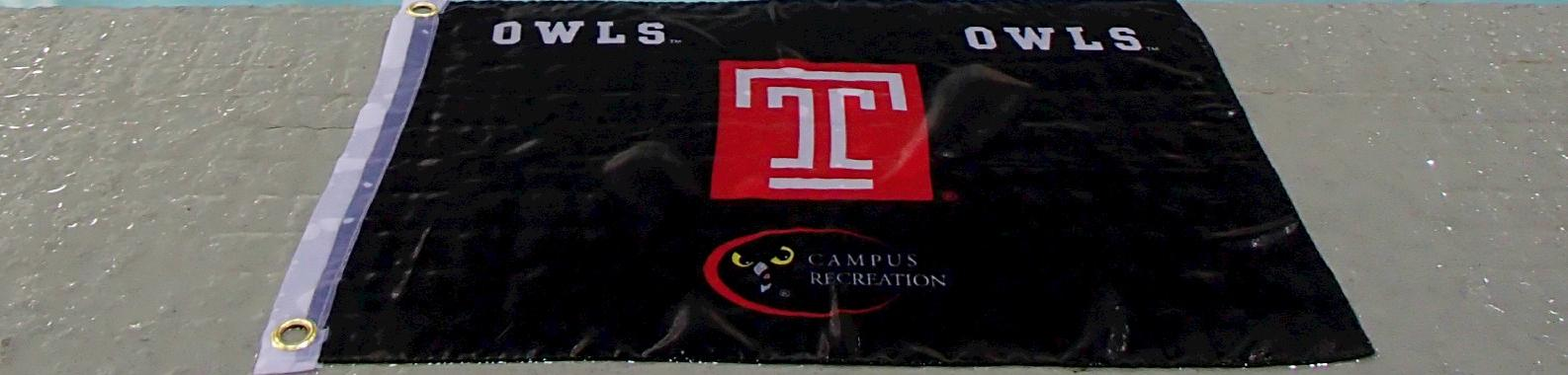 Campus Rec Flag for Flag Challenge