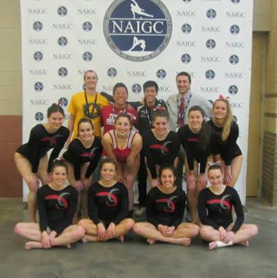 Team photo after Nationals